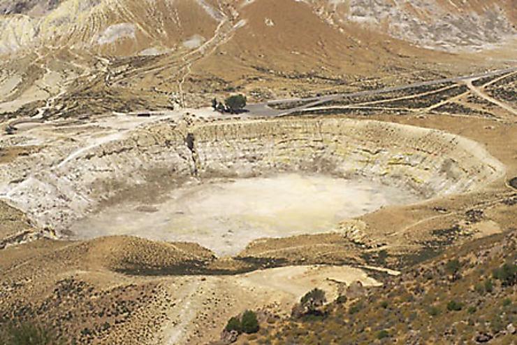 Nisyros et Kos, terres de feu