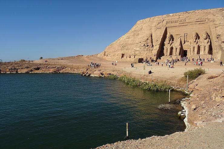 À Abou Simbel, Ramsès sauvé des eaux !