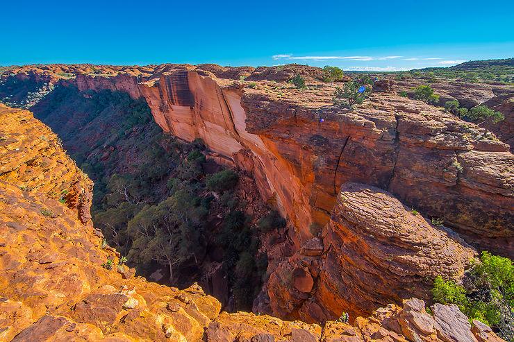 Kings Canyon, Parc National de Watarrka, Territoire du Nord