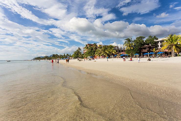 Les plages de Langkawi