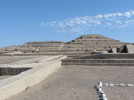 Cité religieuse de cahuachi