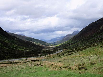 Loch Torridon Ecosse