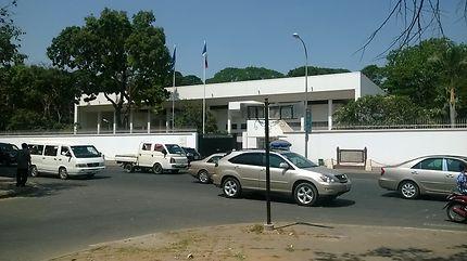 Ambassade de France à Phnom Penh
