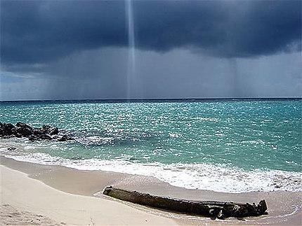 Pluie imminente