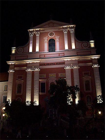 Eglise des Franciscains
