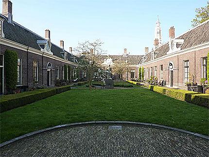 Het Teylers hofje
