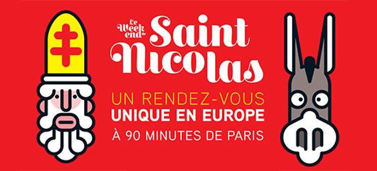 Fêtes de la Saint-Nicolas à Nancy