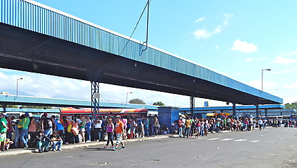 Gare routière de Maracay