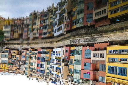 Reflet sur Girona