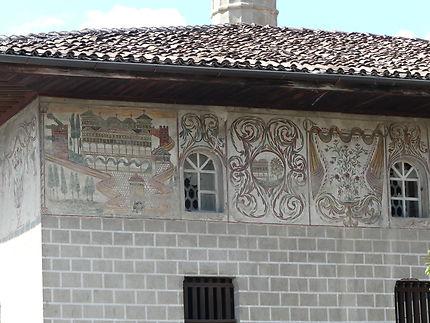 Berat - La Mosquée des Célibataires (1826)