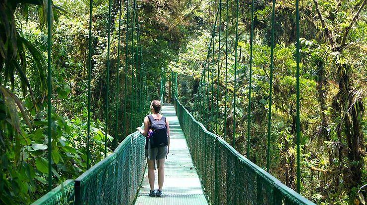 Réserve de Monteverde, Costa Rica