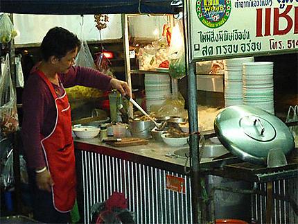 Chiang Mai, le marché de nuit