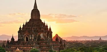 Circuit Lumières de Birmanie