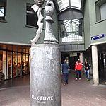 Statue de Max Euwe