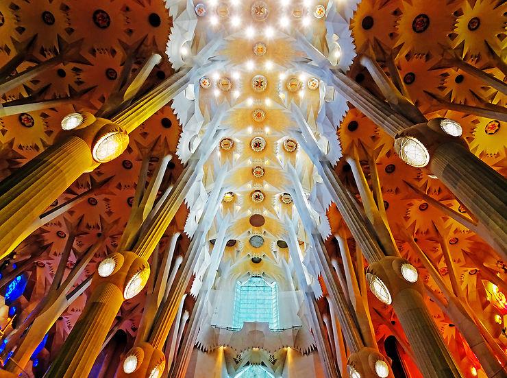 Sagrada Família, Barcelone