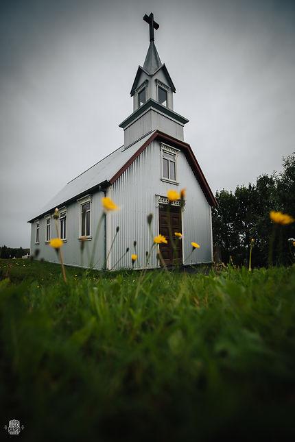 Les magnifiques églises en Islande