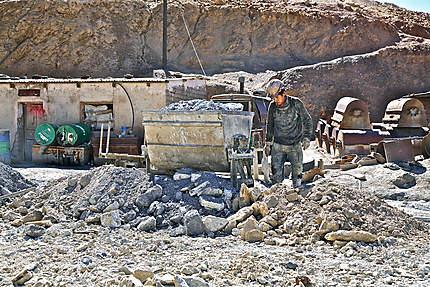 L'Enfer des mines d'argent de Potosi