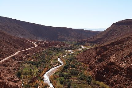 Route et rivière
