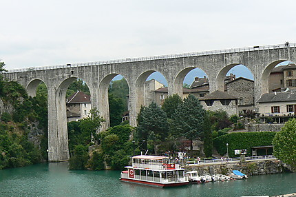 Pont de Saint Nazaire en Royan