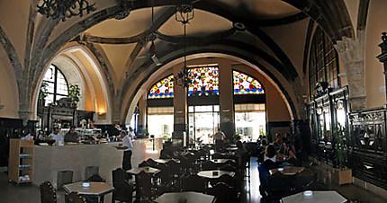 Café à Coimbra