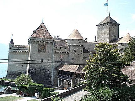 Château de Chillon- Montreux
