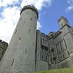Au pied du Arundel castle
