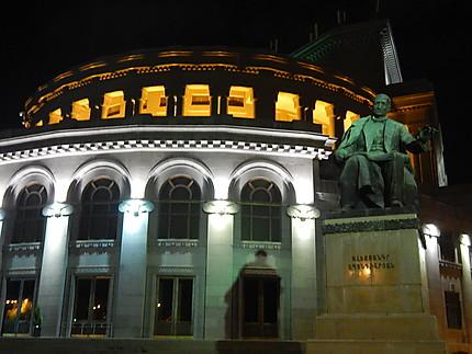 L'opéra de Erevan
