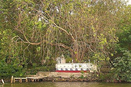 Madampe lagoon