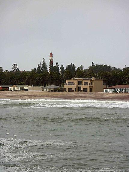 Venice beach africain