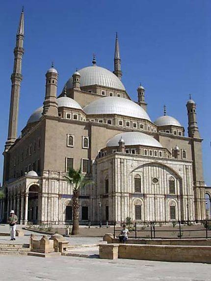La Grande Mosquée du Caire