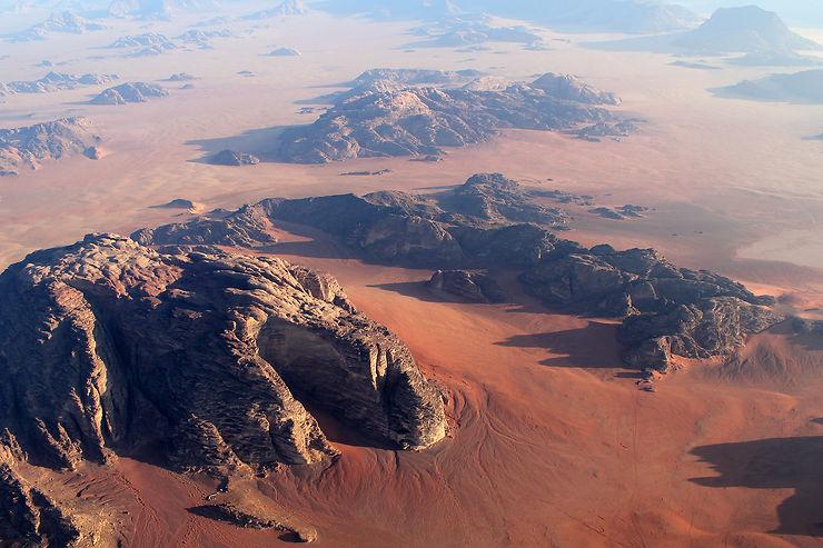 Le désert du wadi Ram