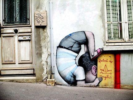 Street art (Seth)