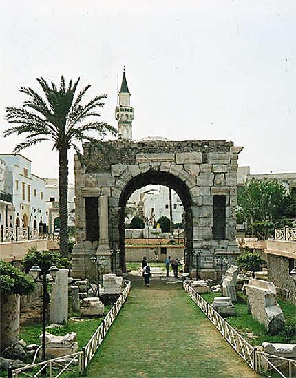 Porte de Marc Aurèle