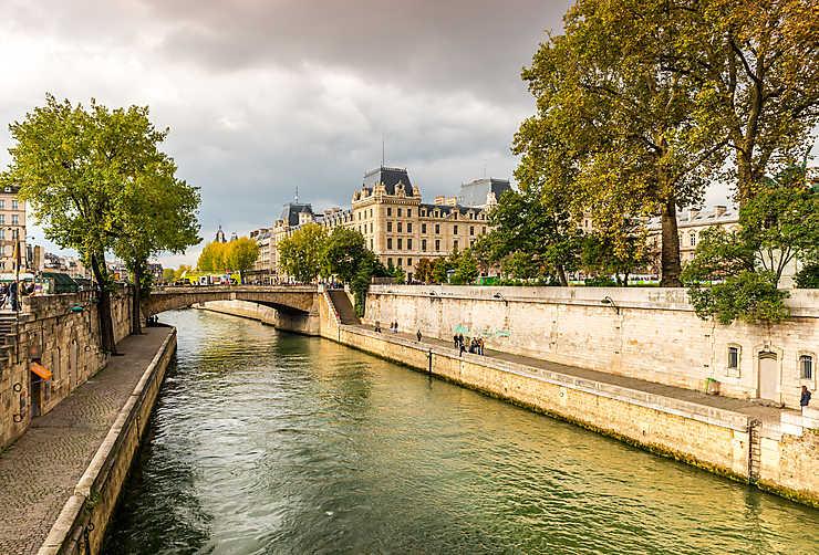 Du Jardin des Plantes au boulevard Saint-Michel (5e arrondissement)