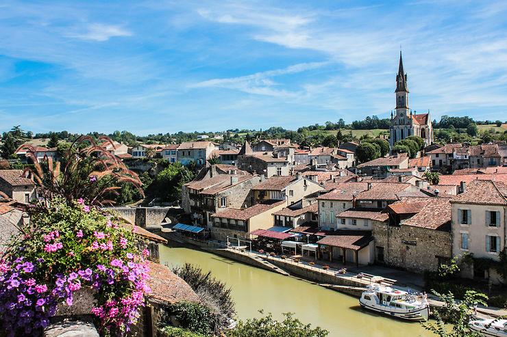 Aquitaine - Découvrir le Lot-et-Garonne à vélo