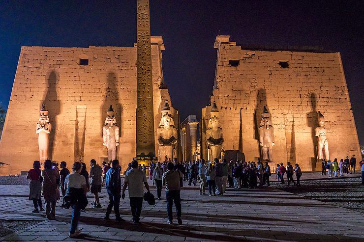 Louxor, Karnak, obélisques et compagnie !