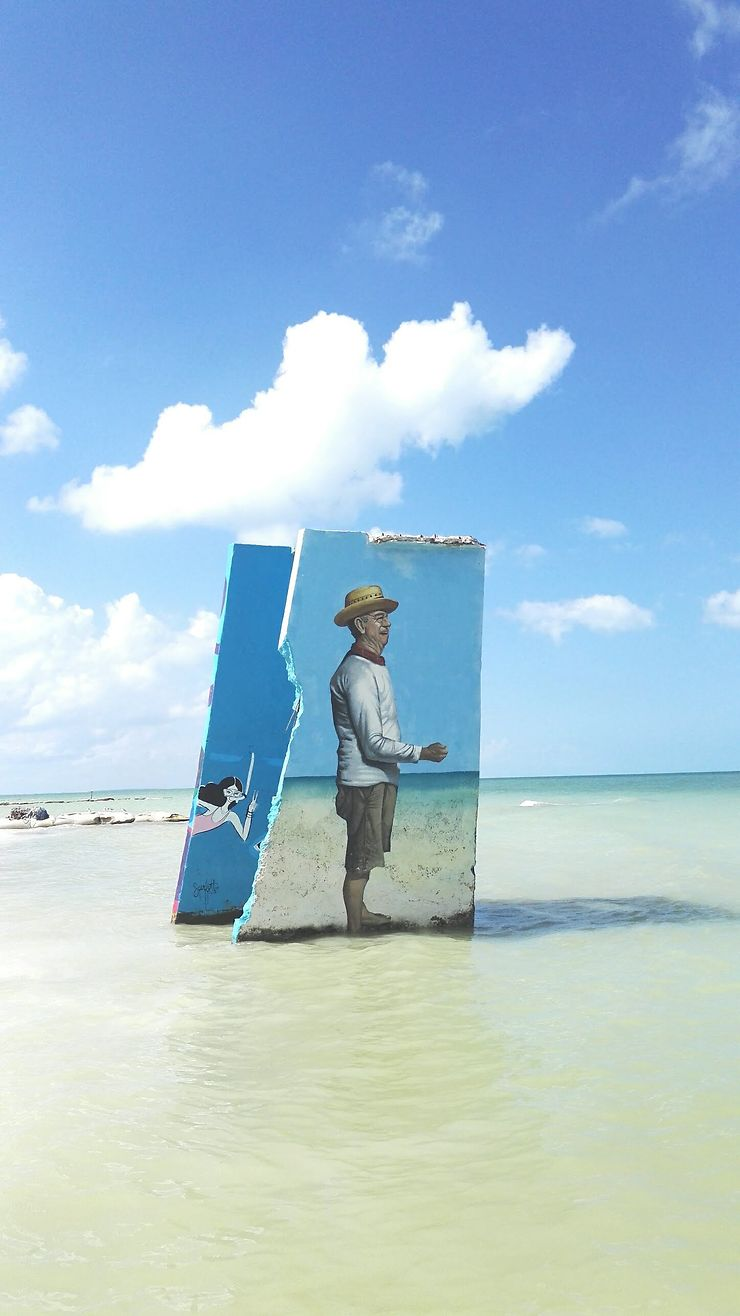 Isla Holbox, Mexique