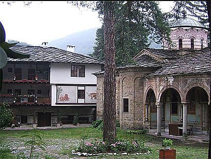 Troïan le monastère