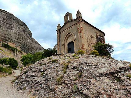 Montserrat - Hauteurs