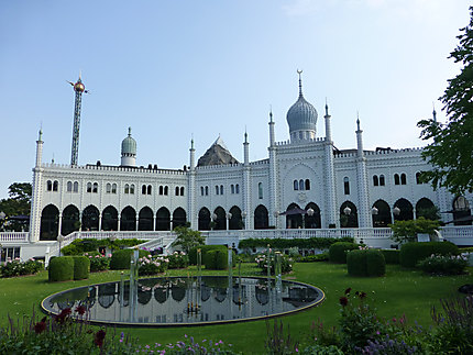 Palais indien à Tivoli