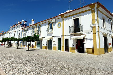 Dans les rues de Vila Viçosa