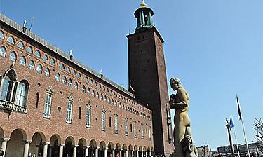 Stadshuset (Hôtel de ville)