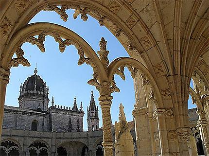 Dôme de l'église Santa Maria