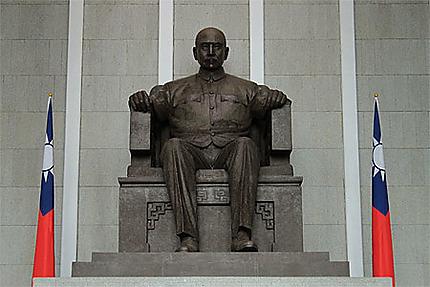 Statue Sun Yat Sen - Mémorial