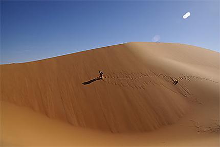 Dunes vers Moul Naga