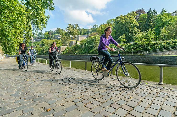 Une offre adaptée aux cyclistes