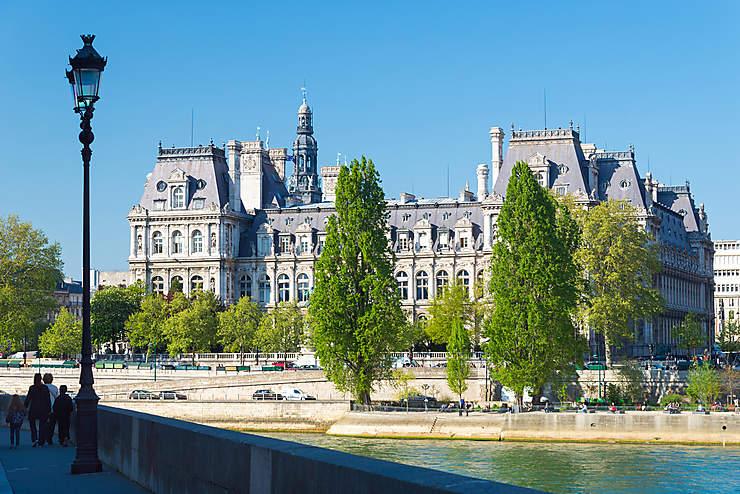 Du Marais à la place du Châtelet (4e arrondissement)