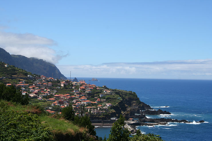 Les adorables villages de Câmara de Lobos, Seixal et Jardim do Mar