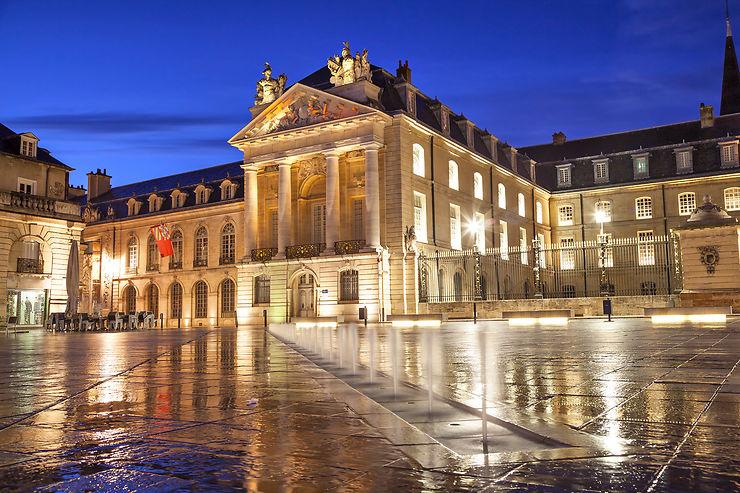 Dijon, la tournée des Grands-Ducs