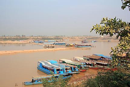 Acces au Tonlé Sap
